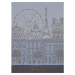 Paris Panorama Tea Towels