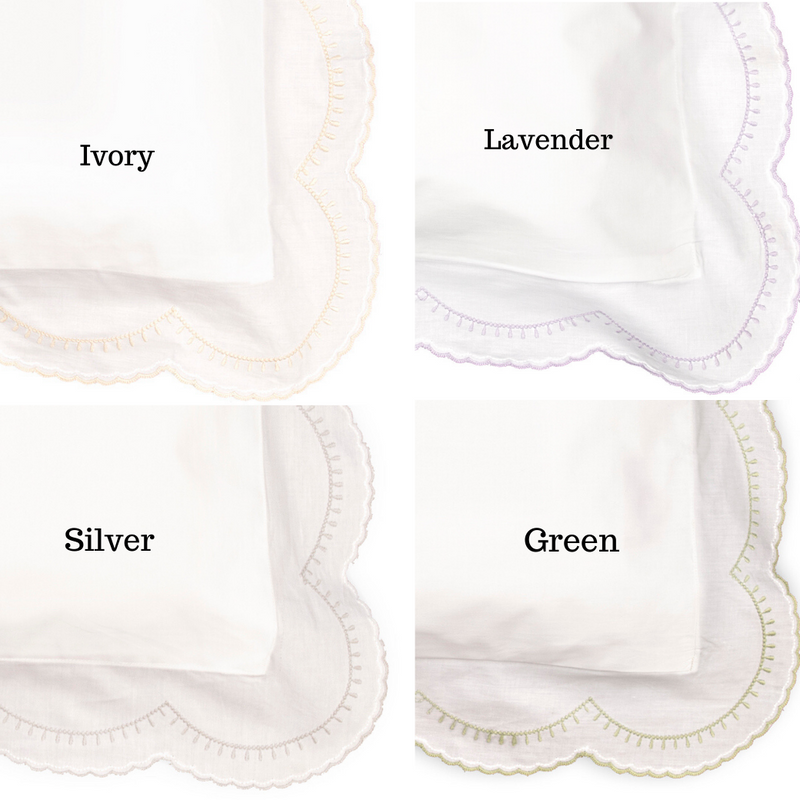 Grocce Di Rugiada Bed Linens - Pioneer Linens