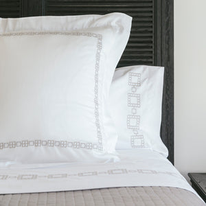 Riviera Chain Bed Linens