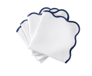 Scallop Napkin (set of 4) / 22