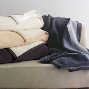 Tonal Cotton Blanket