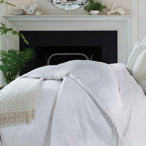 SFERRA Giza 45 Medallion Bed Linens