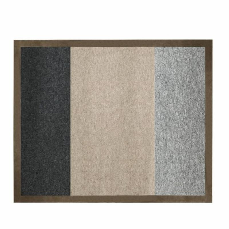 Stanford Throw With Suede Border 30% off