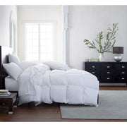 Ultra Luxury King Comforter / Winter Weight   53 Fill Oz.   116 X 102