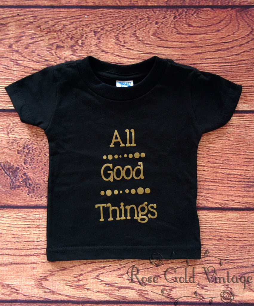 All Good Things Tee (Infant)