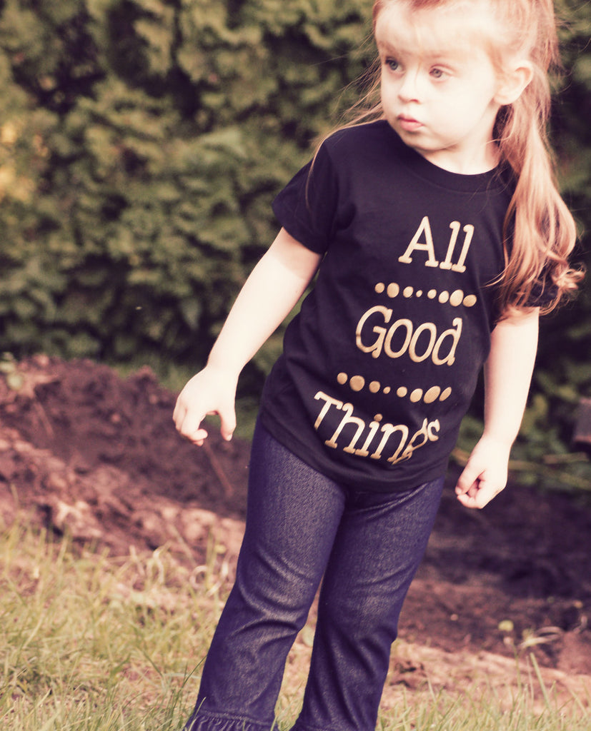 All Good Things Tee (Toddler)