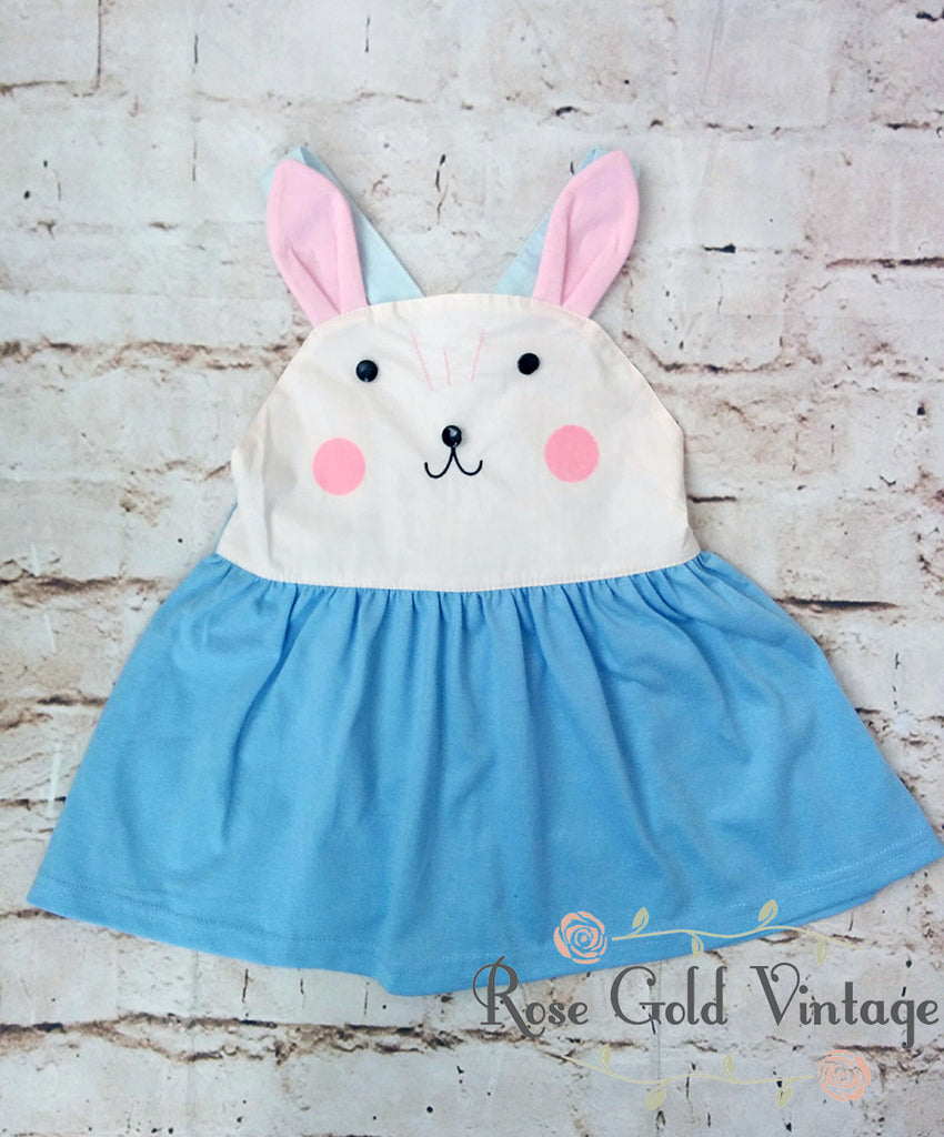 Bunny Sun Dress (Toddler)