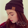 CC Beanie Hats - 40 colors to choose from!