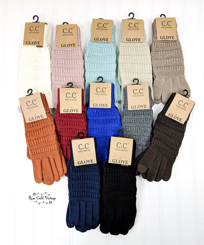 CC Touchscreen Gloves