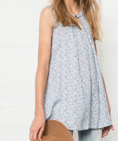 Sleeveless Trapeze Tunic (Girls)