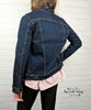 Dark Denim Jacket by Judy Blue