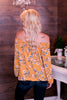 Nashville Smocked Top - Goldie