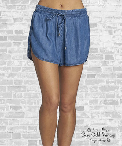 Tencel Jogger Short