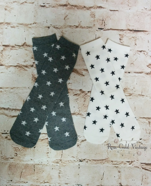 Starry Night Knee Socks (Toddler)