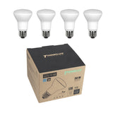 Picture of Thinklux BR20 LED Flood Light Bulb - High 90+ CRI - 7W - 50W Equivalent - Shatterproof - Dimmable - 4 Pack - 7