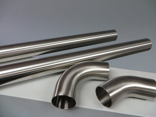 Hot Rod Builder Exhausst Bend and Straight Tubing