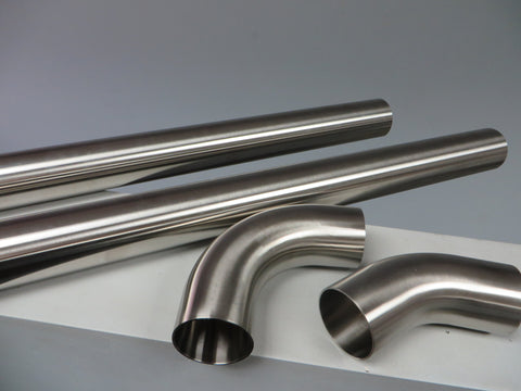 HOT ROD BUILDER EXHAUST BEND AND STRAIGHT TUBING
