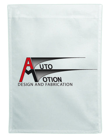 Auto Motion Large House Flag