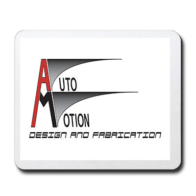 Automotion Mouse Pad