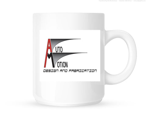 AutoMotion Coffee Mug