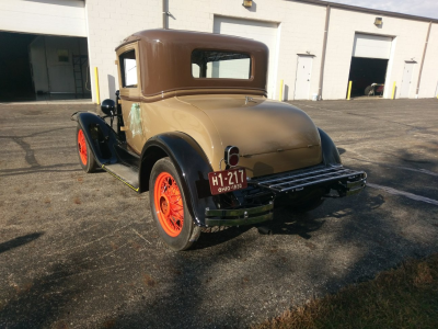 1931 Chevy Coupe