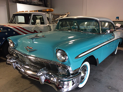 1956 Chevy Belair Hard Top
