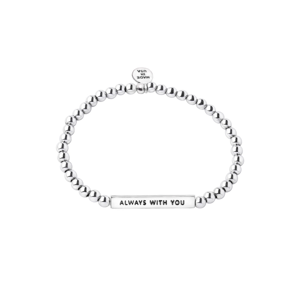 Intention Word Bracelet | Always with You