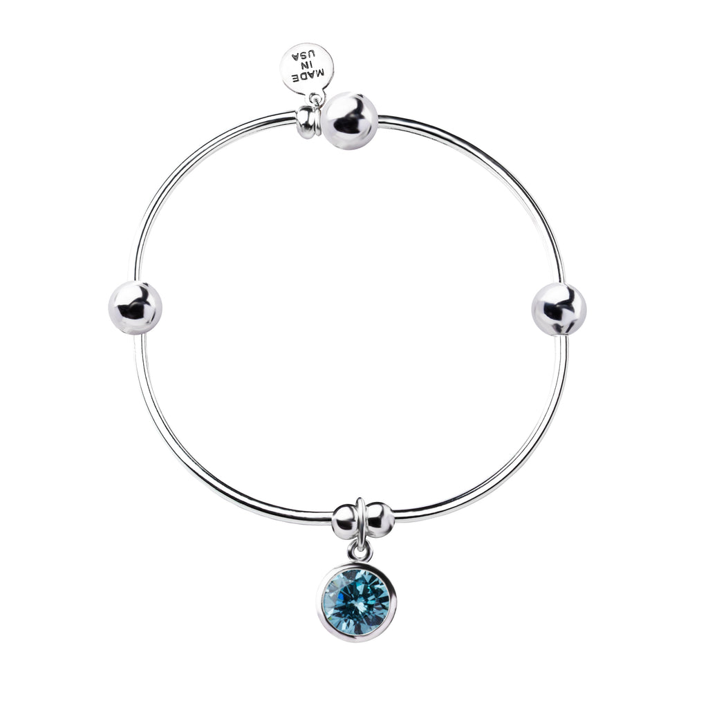 Birthstone | Bracelet | March - Aquamarine