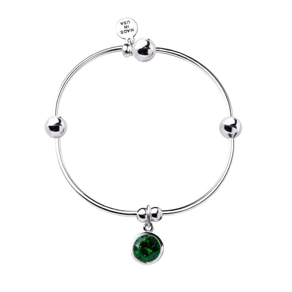 Birthstone | Bracelet | May - Emerald