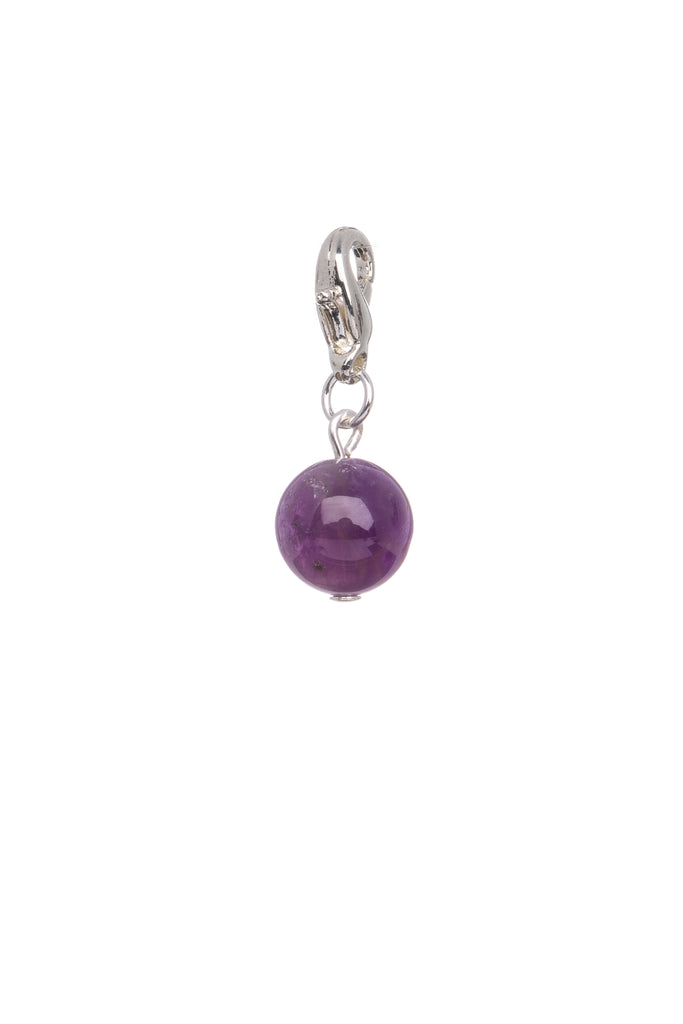 Amethyst Natural Stone | Charm