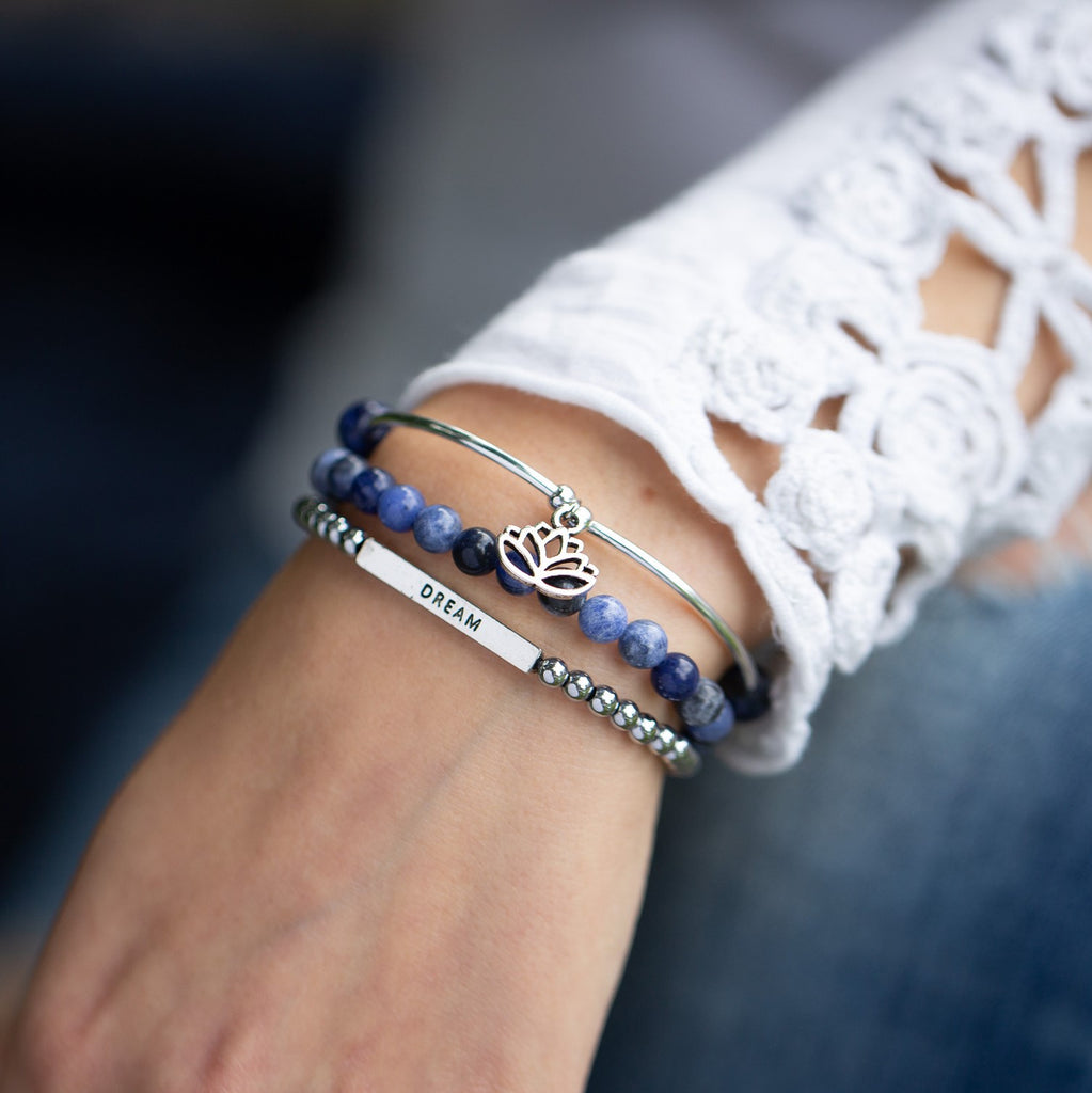 Intention Word Bracelet | Dream