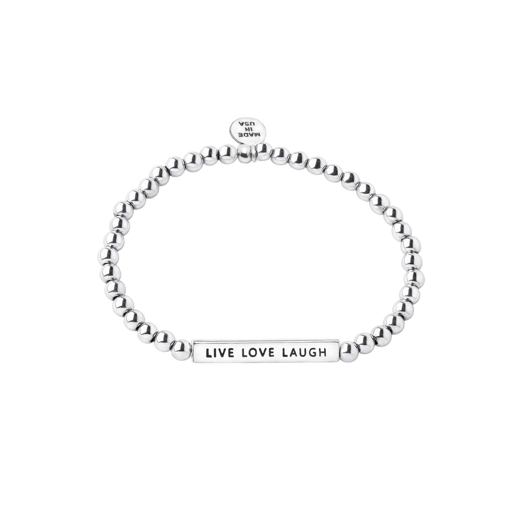 Intention Word Bracelet | Live Love Laugh