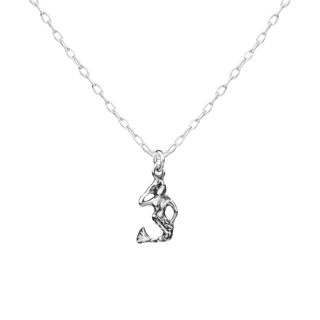 Mermaid | Little Layer Necklace | Sterling Silver