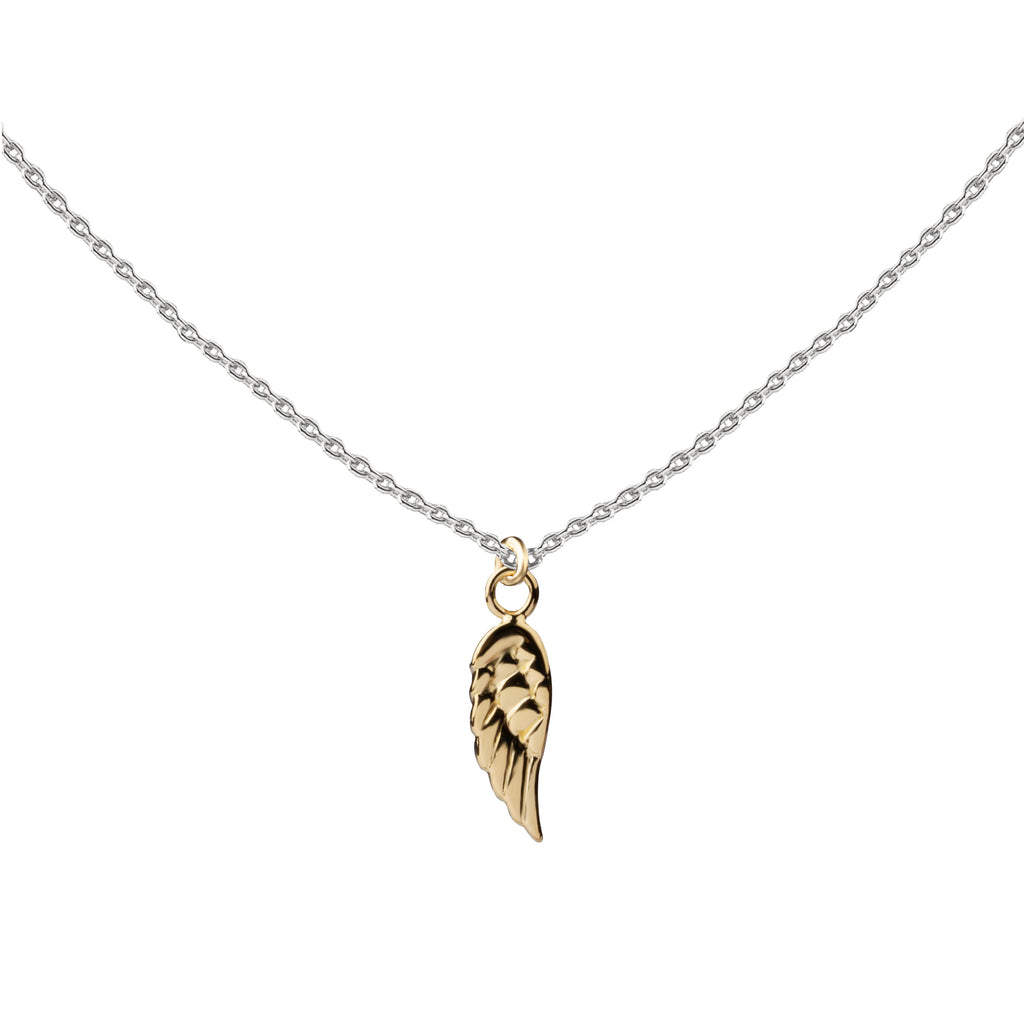 Angel Wing | Little Layer Necklace | Gold