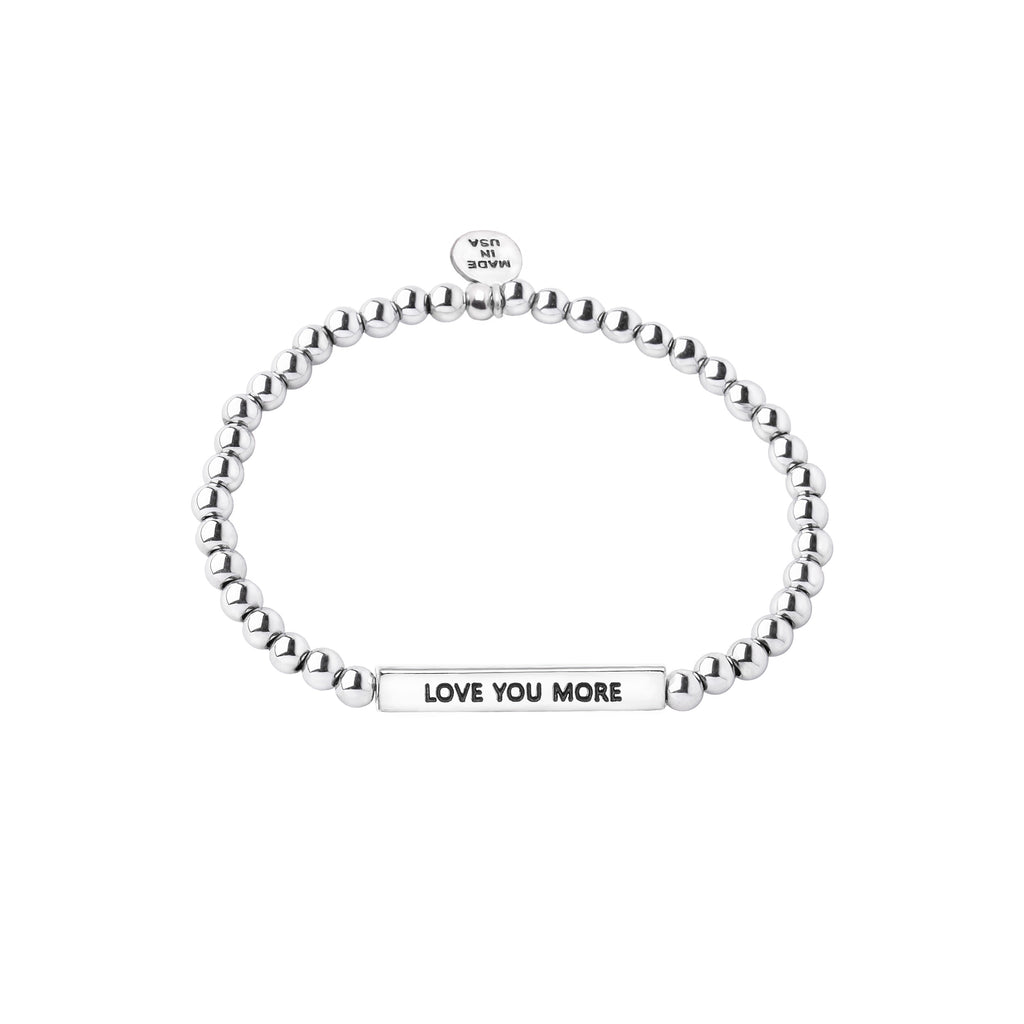 Intention Word Bracelet | Love You More