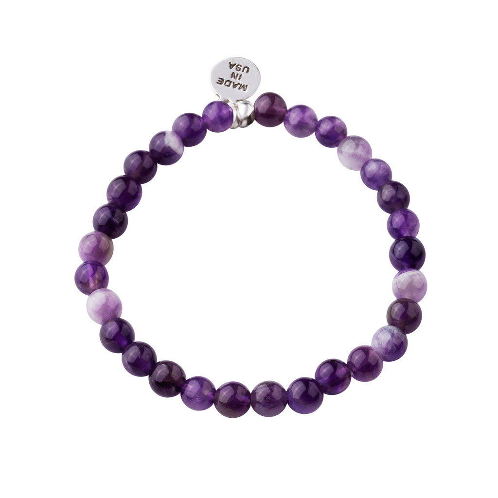 Amethyst | Strength Stacker | Inspiration