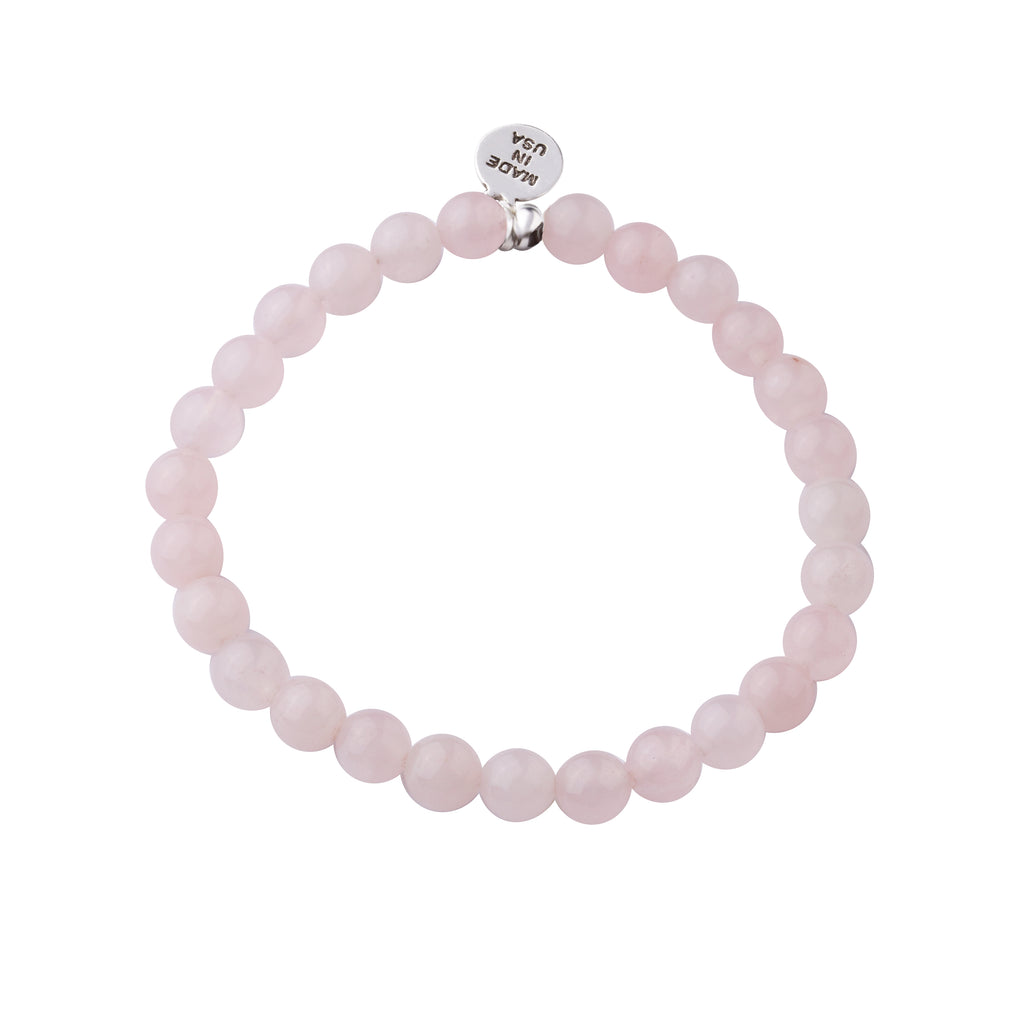 Rose Quartz | Strength Stacker | Universal Love