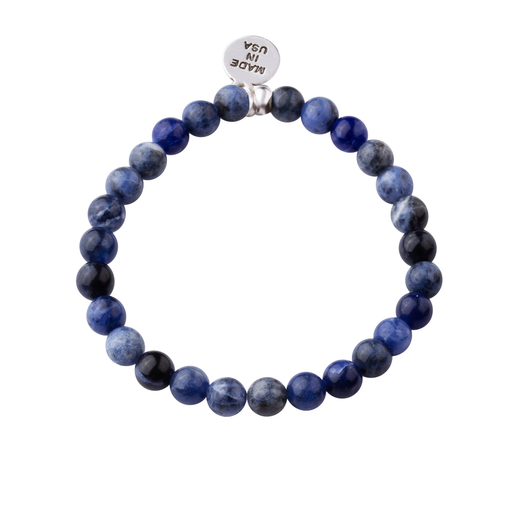 Sodalite | Strength Stacker | Inner Peace