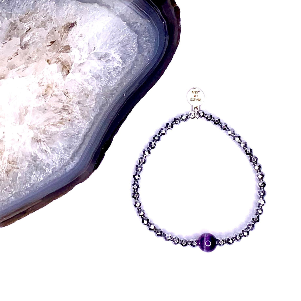 Stones of Hope | Amethyst | Inspiration