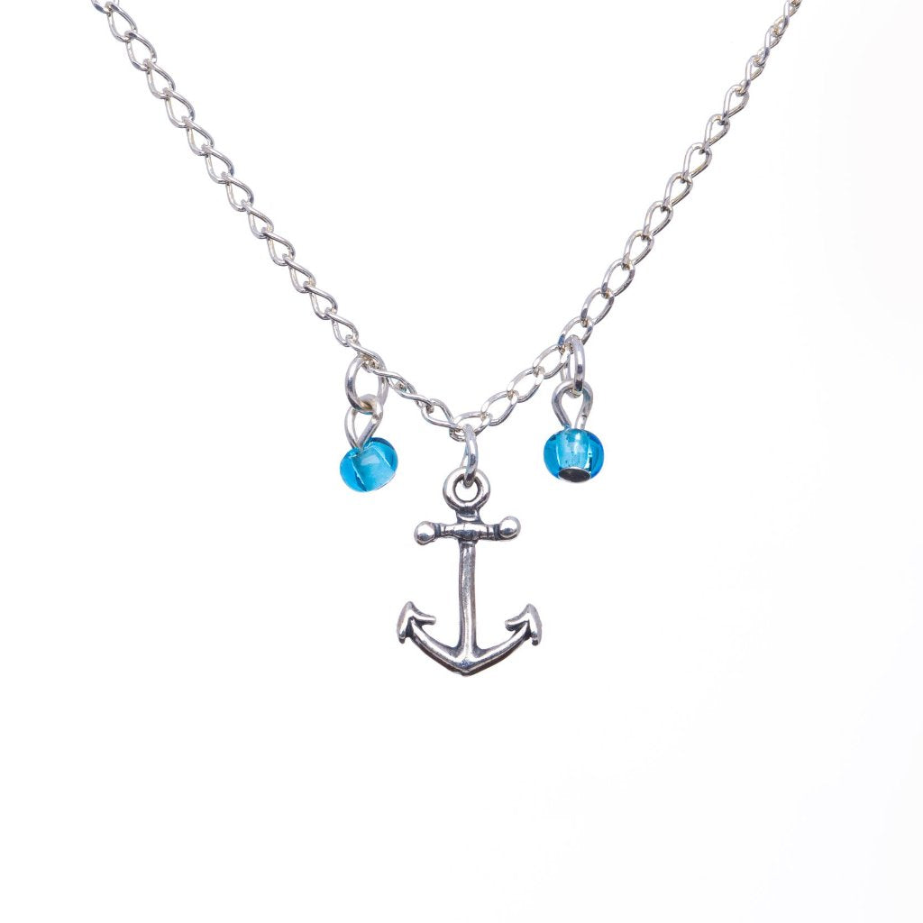 savvy design jewelry anchor anklet