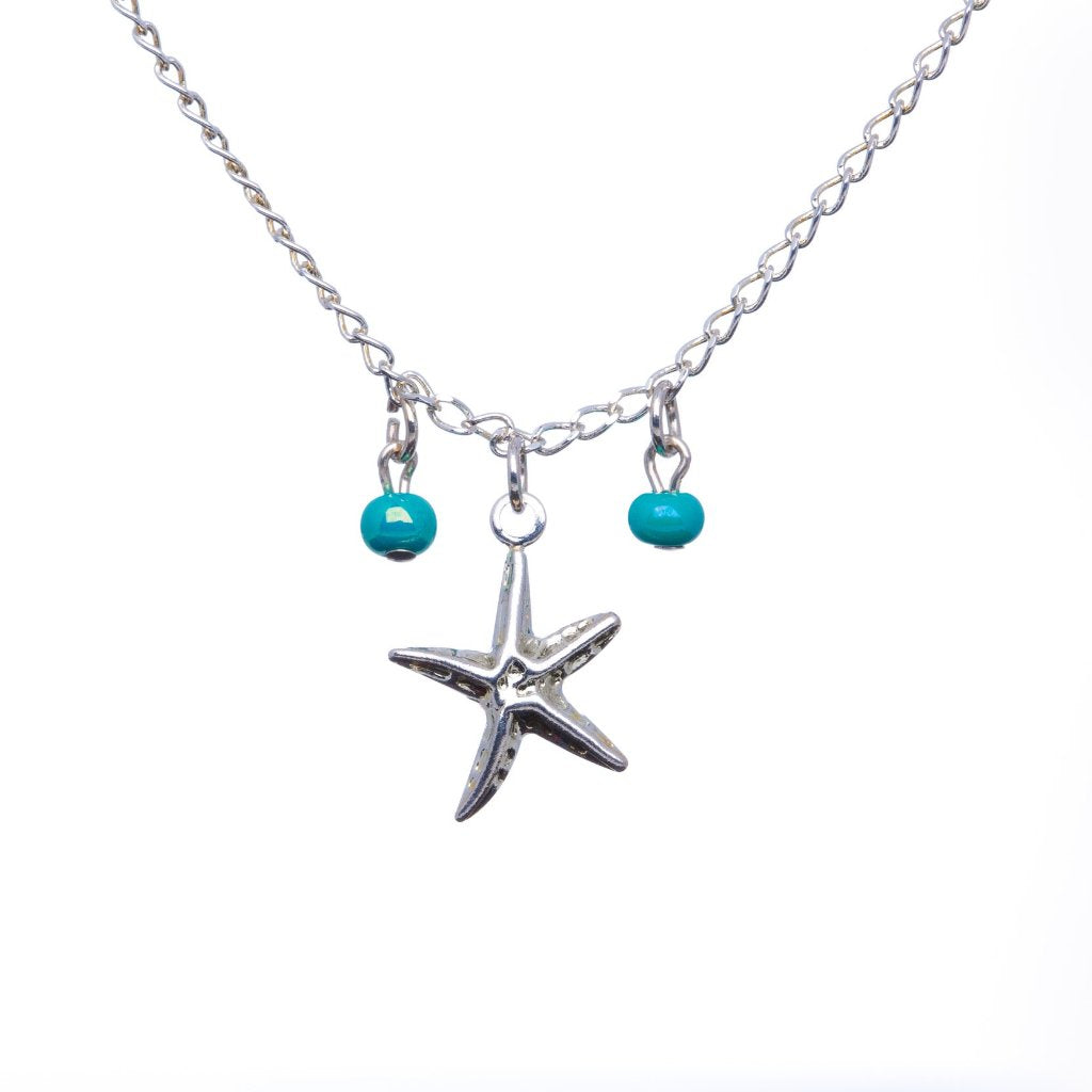 savvy design jewelry starfish anklet