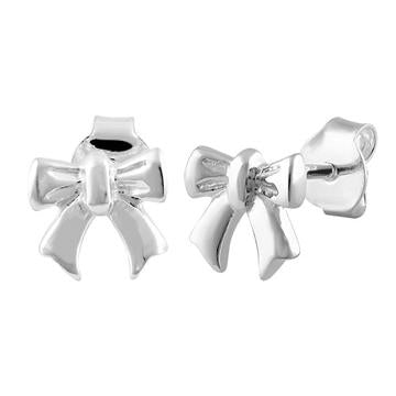 Earring | Mini Post | Bow - Petite