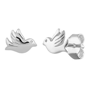Earring | Mini Post | Bird