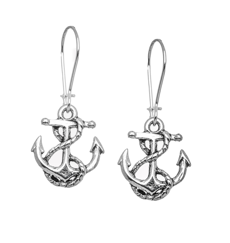 Anchor | Charm Earring
