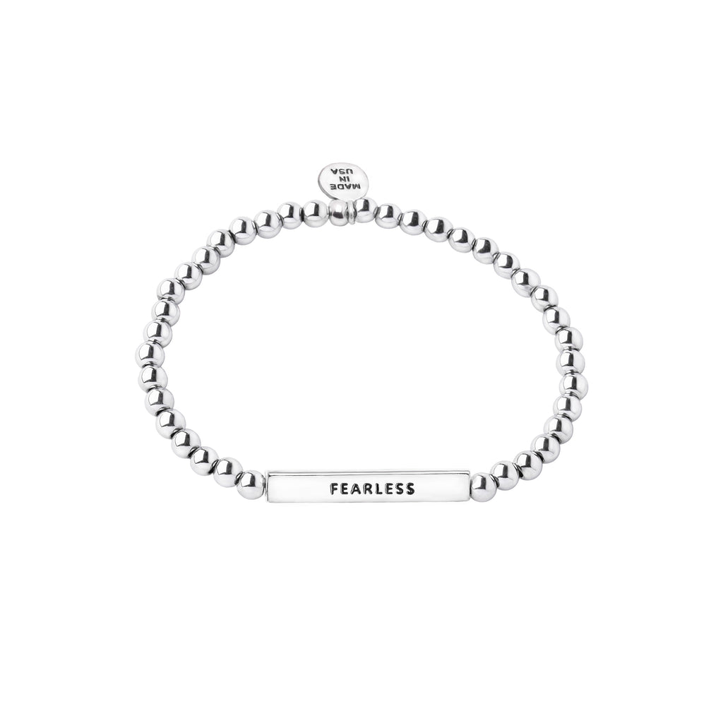 Intention Word Bracelet | Fearless