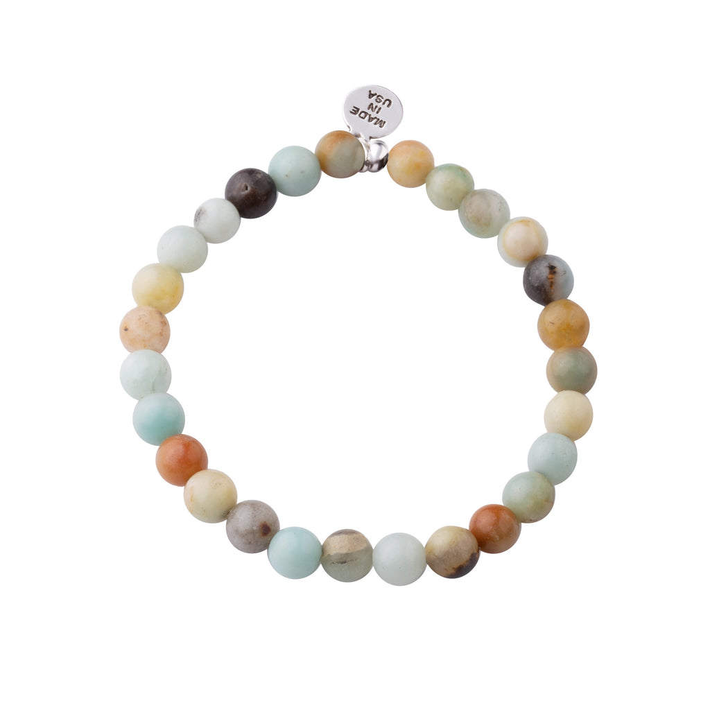 Mini Stacking | Bracelet | Amazonite