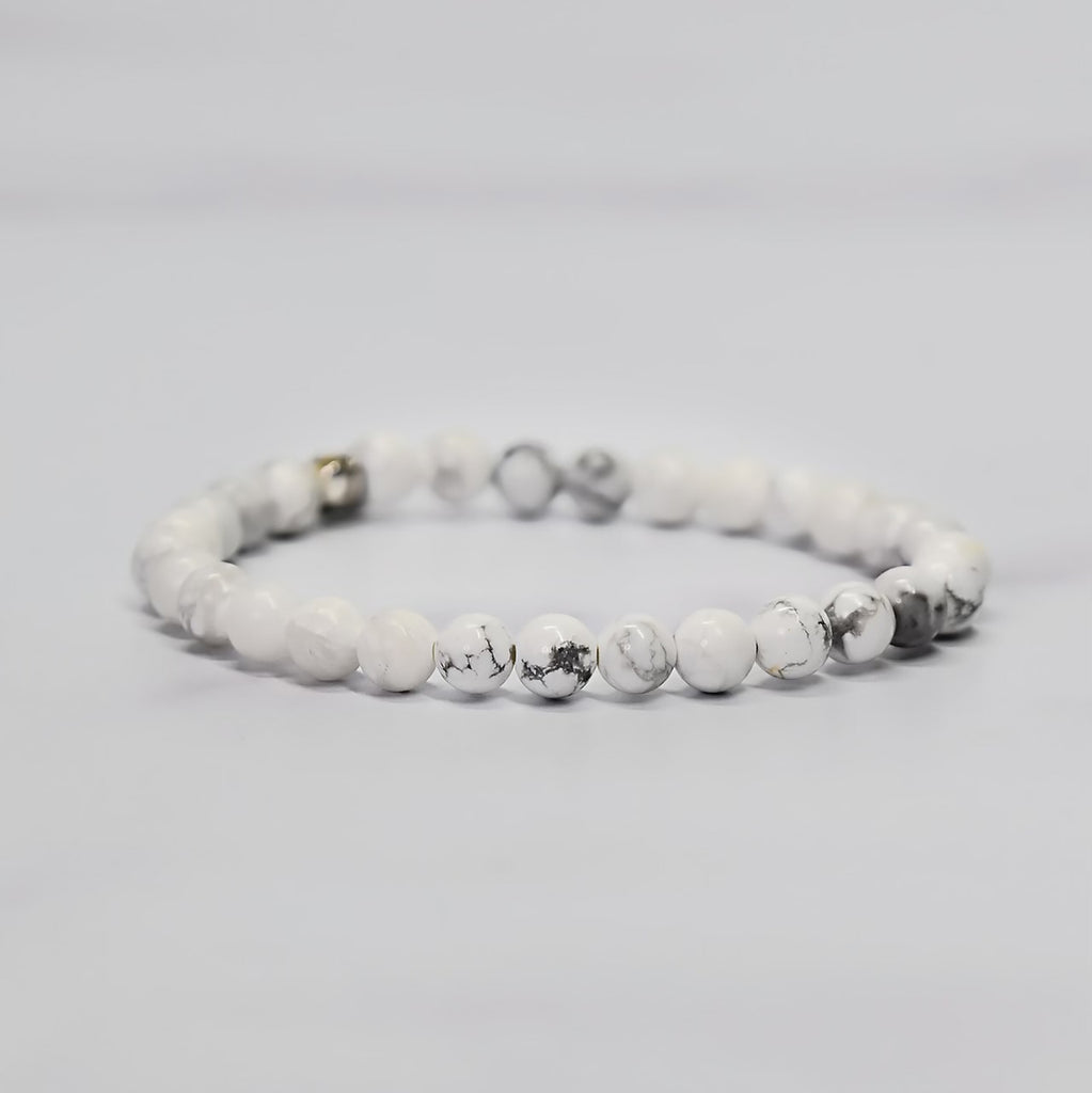 Howlite | Strength Stacker | Calmness