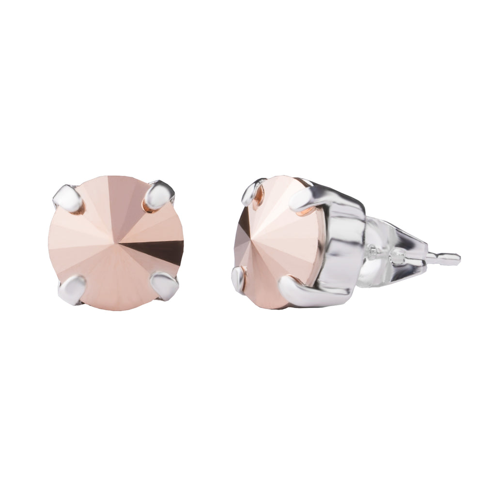 Earring | Sparkles | Rose Gold