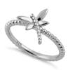 Ring | Dragonfly | Sterling Silver