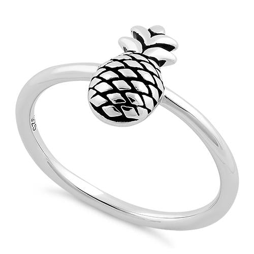 Ring| Pineapple | Sterling Silver